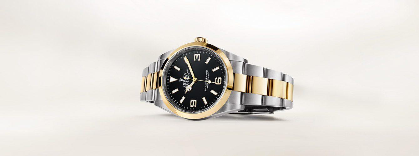 La Différence Rolex Watches EXPLORER M124273-0001