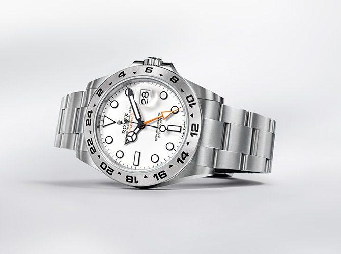 La Différence Rolex Watches EXPLORER II M226570-0001