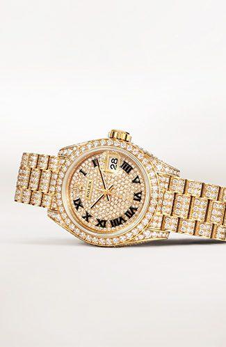 La Différence Rolex Watches LADY-DATEJUST M279458RBR-0001