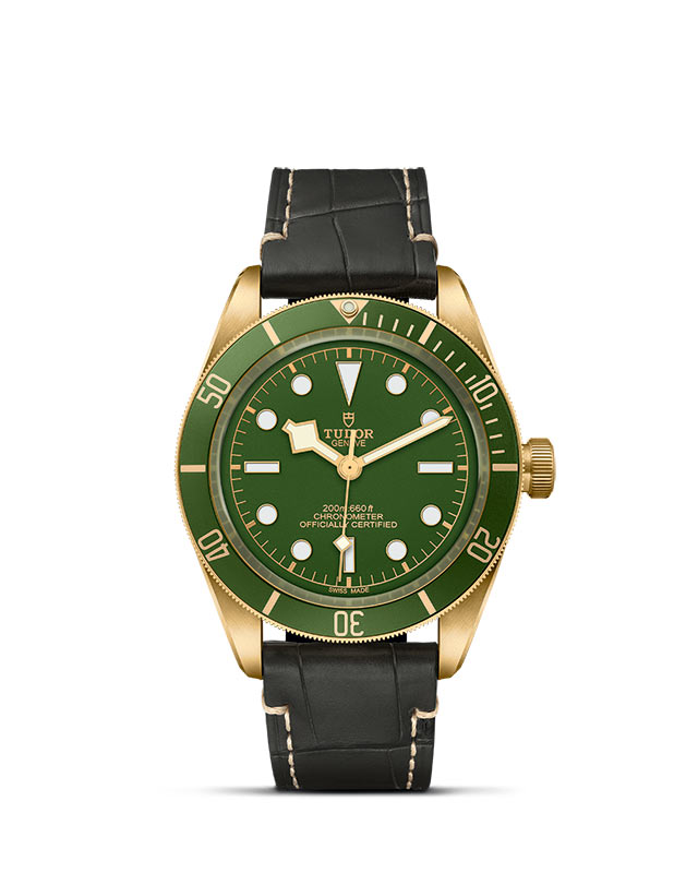 La Différence Tudor Watches BLACK BAY FIFTY-EIGHT 18K