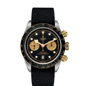 La Difference Markham TUDOR Black Bay Chrono S&G 79363N large size