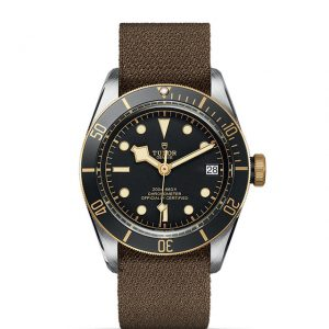 La Difference Markham TUDOR Black Bay S&G 79733N large size